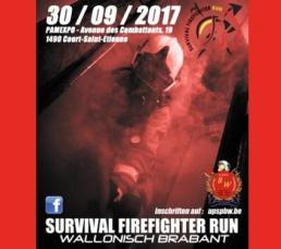 Survival Firefighter Run 2017