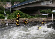 Formation « flood rescue »